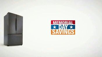 The Home Depot Memorial Day Savings TV Spot, 'Samsung Stainless Suite' - Thumbnail 7