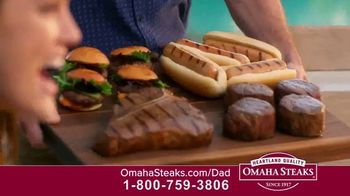 Omaha Steaks Father's Day Gift TV Spot, 'A Gift He Can Appreciate' - Thumbnail 3