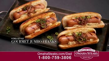 Omaha Steaks Father's Day Gift TV Spot, 'A Gift He Can Appreciate' - Thumbnail 5