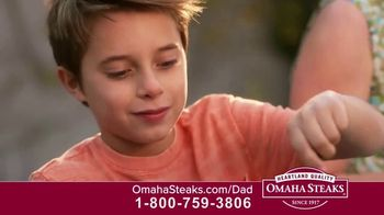 Omaha Steaks Father's Day Gift TV Spot, 'A Gift He Can Appreciate' - Thumbnail 7