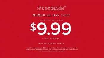 Shoedazzle.com Memorial Day Sale TV Spot, 'Maria-Elissa' - Thumbnail 8