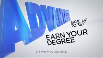 National American University Tuition Advantage TV Spot, 'On the Rise'