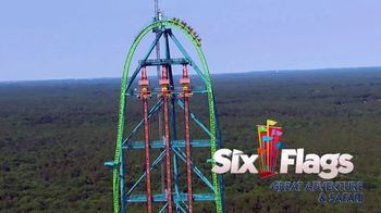 Six Flags TV Spot, \'Thrill Capitol Rides Plus VR\'