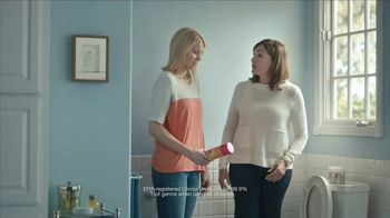 Clorox TV Spot, 'On Bathroom Toilets' Featuring Nora Dunn