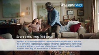 Neulasta Onpro TV Spot, 'Rather Be Home - Onpro'