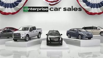 Enterprise Memorial Day Event TV Spot, 'Get More for Your Trade' - 684 commercial airings