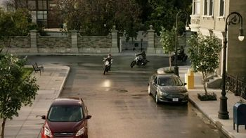 GEICO Motorcycle TV Spot, 'Brownstone' Song by Strange Weather - Thumbnail 1