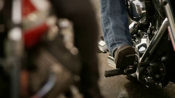 GEICO Motorcycle TV Spot, 'Brownstone' Song by Strange Weather - Thumbnail 4