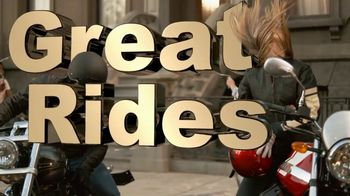 GEICO Motorcycle TV Spot, 'Brownstone' Song by Strange Weather - Thumbnail 8