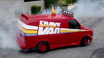 Jack in the Box BBQ Bacon Sandwiches TV Spot, 'Crave Van' - Thumbnail 3