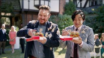 Jack in the Box BBQ Bacon Sandwiches TV Spot, 'Crave Van'