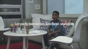 American Family Insurance TV Spot, 'Keep Believing' Featuring Kevin Durant - Thumbnail 3