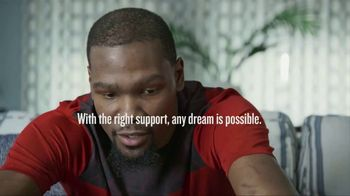 American Family Insurance TV Spot, 'Keep Believing' Featuring Kevin Durant - Thumbnail 8