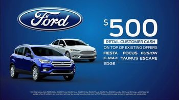 Ford Memorial Day Sales Event TV Spot, 'Don't Be a Regretter' [T2] - Thumbnail 6