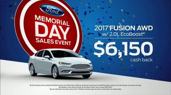 Ford Memorial Day Sales Event TV Spot, 'Don't Be a Regretter' [T2] - Thumbnail 8