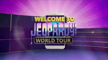 Jeopardy! World Tour TV Spot, 'Wager'