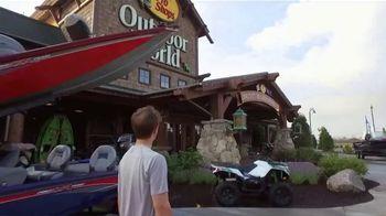 Bass Pro Shops Go Outdoors Event and Sale TV Spot, 'Sun Tracker Boats' - Thumbnail 3