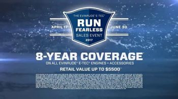 Evinrude Run Fearless Sales Event TV Spot, 'Awesome' Featuring Scott Martin - Thumbnail 6