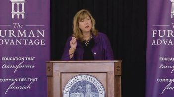 Furman University TV Spot, 'Delivering Value' - Thumbnail 2