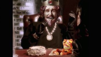 Burger King Mac N' Cheetos TV Spot, 'Return of the Mac N' Cheetos' - 3840 commercial airings