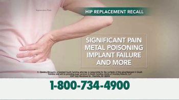 Crumley Roberts TV Spot, 'Hip Replacement Recall' - Thumbnail 2