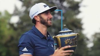 PGA Tour TV Spot, 'Getting Really Good' Featuring Dustin Johnson - 175 commercial airings