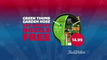 True Value Hardware Memorial Day BOGO Sale TV Spot, \'Paint and Hoses\'