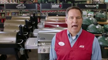 ACE Hardware Memorial Day Sale TV Spot, 'Best Time for Grills' - Thumbnail 3