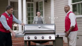 ACE Hardware Memorial Day Sale TV Spot, 'Best Time for Grills' - 1775 commercial airings