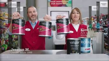 ACE Hardware Memorial Day Sale TV Spot, 'BOGO Paint' - 1245 commercial airings