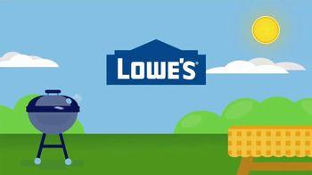 Lowe's Memorial Day Savings Event TV Spot, 'Appliances for Summer' - Thumbnail 1