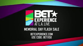 2017 BET Experience Memorial Day Flash Sale TV Spot, 'Thursday Takeover' - Thumbnail 9