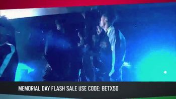2017 BET Experience Memorial Day Flash Sale TV Spot, 'Thursday Takeover' - Thumbnail 3