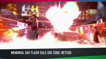2017 BET Experience Memorial Day Flash Sale TV Spot, 'Thursday Takeover' - Thumbnail 4