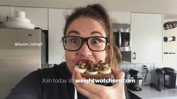 Weight Watchers TV Spot, 'That WW Feeling: Ten Pounds' Feat. Oprah Winfrey - 155 commercial airings