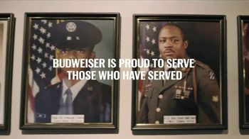 Budweiser TV Spot, 'Folds of Honor: Brewed by Vets for Vets' - Thumbnail 4
