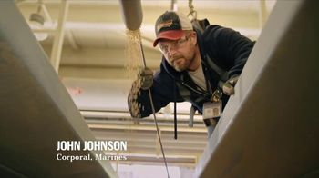 Budweiser TV Spot, 'Folds of Honor: Brewed by Vets for Vets' - Thumbnail 5