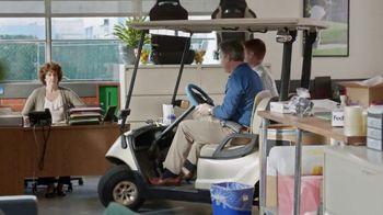 FedEx TV Spot, 'Golf Cart' - 850 commercial airings