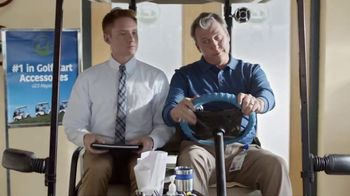 FedEx TV Spot, 'Golf Cart' - Thumbnail 2