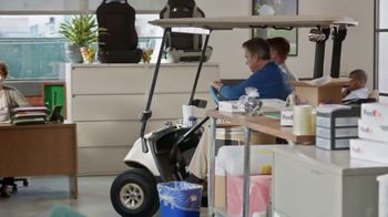 FedEx TV Spot, 'Golf Cart' - Thumbnail 5