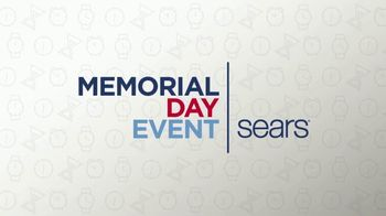 Sears Memorial Day Event TV Spot, 'Home Appliances & Mattresses' - Thumbnail 2