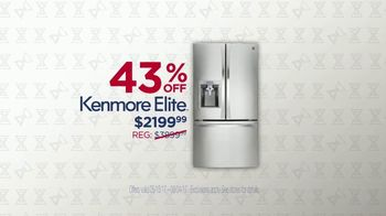 Sears Memorial Day Event TV Spot, 'Home Appliances & Mattresses' - Thumbnail 5