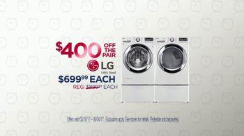Sears Memorial Day Event TV Spot, 'Home Appliances & Mattresses' - Thumbnail 6