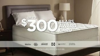 Sears Memorial Day Event TV Spot, 'Home Appliances & Mattresses' - Thumbnail 7