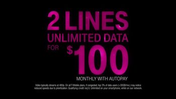 T-Mobile TV Spot, 'Keep the Party Going With Unlimited Data' - Thumbnail 3