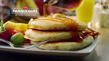 Golden Corral Weekend Breakfast TV Spot, 'Solo tocino' [Spanish] - Thumbnail 2