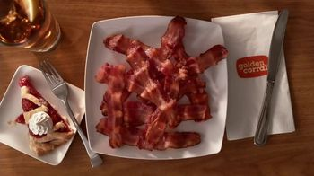 Golden Corral Weekend Breakfast TV Spot, 'Solo tocino' [Spanish] - Thumbnail 7