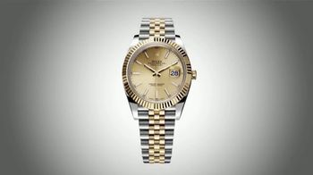 Rolex TV Spot, 'Looking Forward to the Rolex Series' - Thumbnail 6