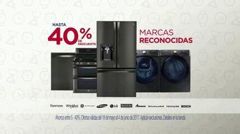 Sears Evento de Memorial Day TV Spot, 'Electrodomésticos' [Spanish] - Thumbnail 3