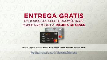 Sears Evento de Memorial Day TV Spot, 'Electrodomésticos' [Spanish] - Thumbnail 4